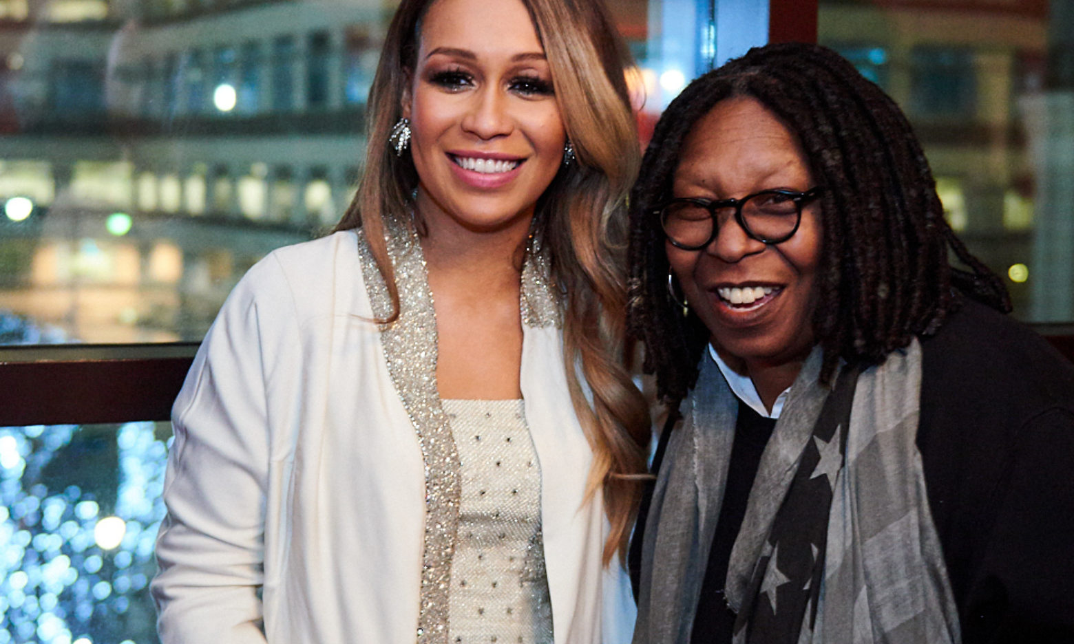 Exclusive Dinner With Whoopi Goldberg: Woman Of The Year