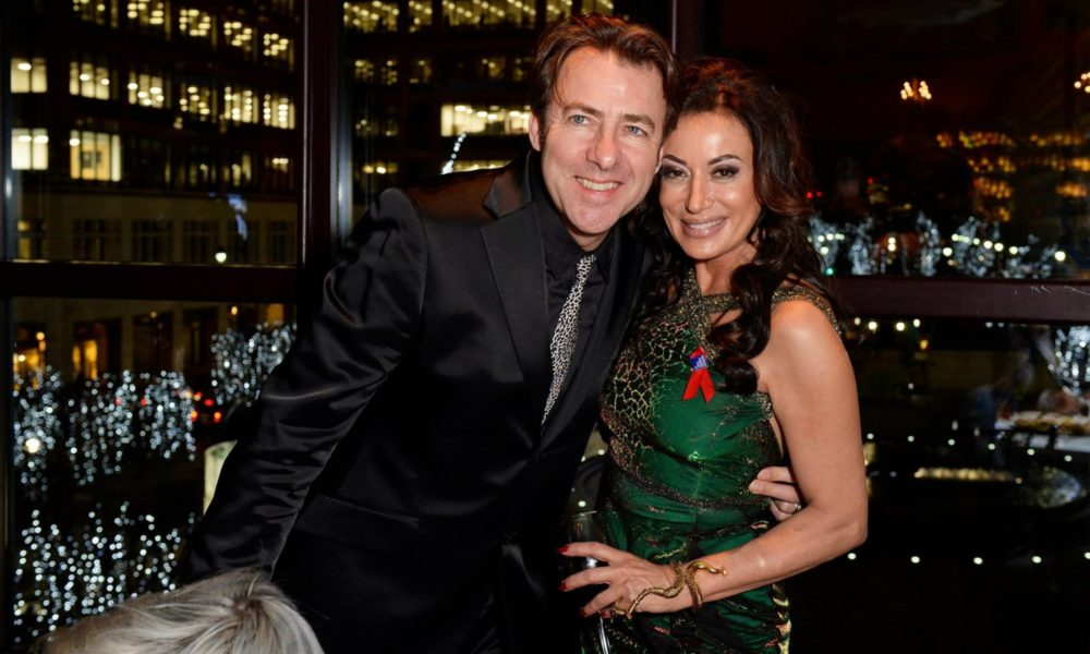 Jonathan Ross Crowned Snow Queen Cigar Smoker Of The Year 2015
