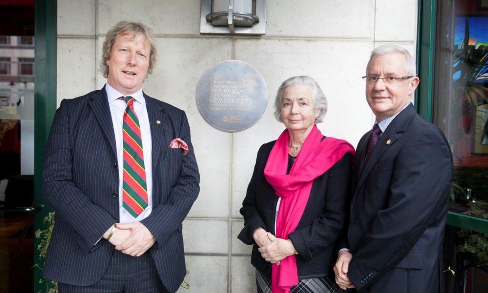 Queen Elizabeth Ii September 11 Garden Fundraising Lunch