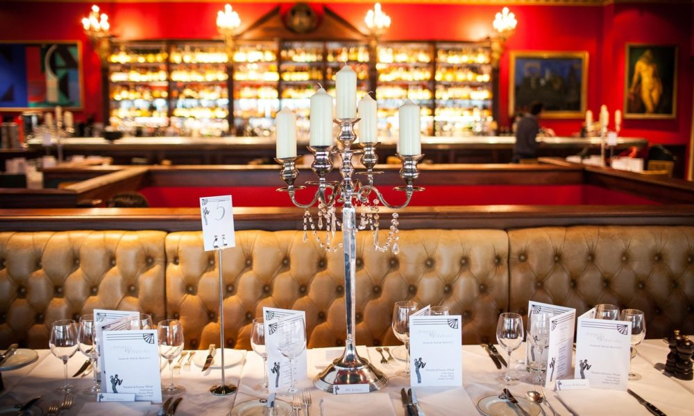 Weddings & Civil Partnerships At Boisdale Of Canary Wharf