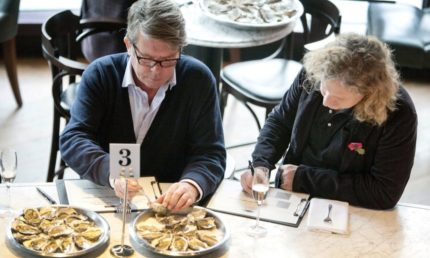 Great Taste Triumphs At Boisdale & Wright Brothers Oyster Tasting Championship 2011