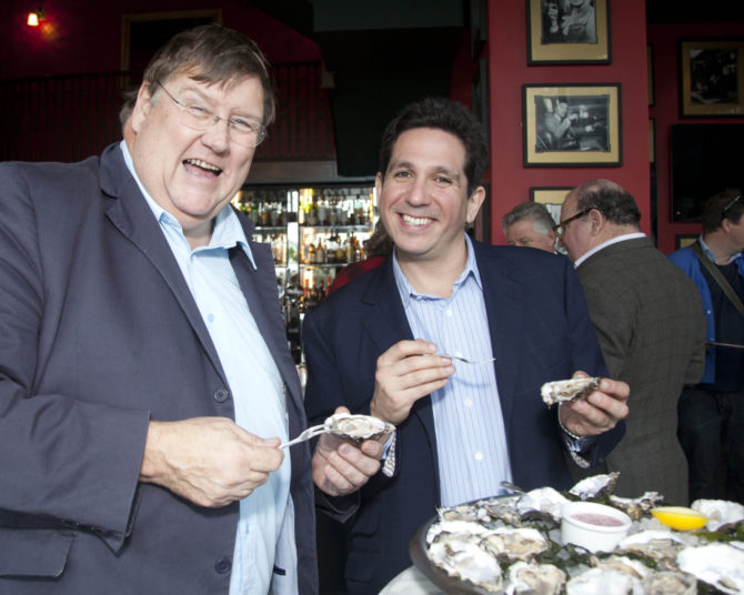 Winners Announced At Boisdale & Wright Brothers Oyster Tasting Championship 2012