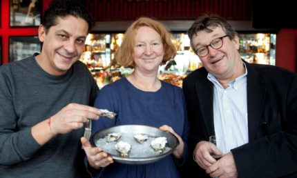 The British Oyster Championships 2013