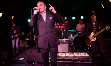 Jools Holland, Mick Jones, Chrissie Hynde & Suggs Perform For The Joe Strummer Foundation
