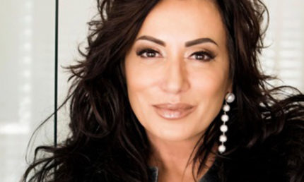 Win Dinner For 4 & A Bottle Of Champagne With The Iconic Nancy Dell'olio