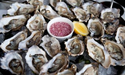 Boisdale Presents The Cloudy Bay British Oyster Championship & Lunch 2015