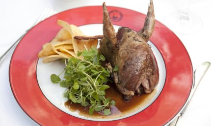 Roast Grouse At Boisdale £24.95