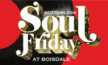 Soul Friday With Free Flowing Fizz