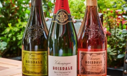 Quench your thirst with 10% off all wines with Boisdale at Home