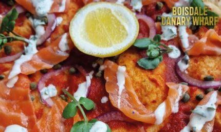 Boisdale launch British Pizzas at Boisdale